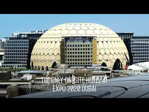 Announcing Rove Expo 2020 – The Only On-Site Hotel At Expo 2020 Dubai
