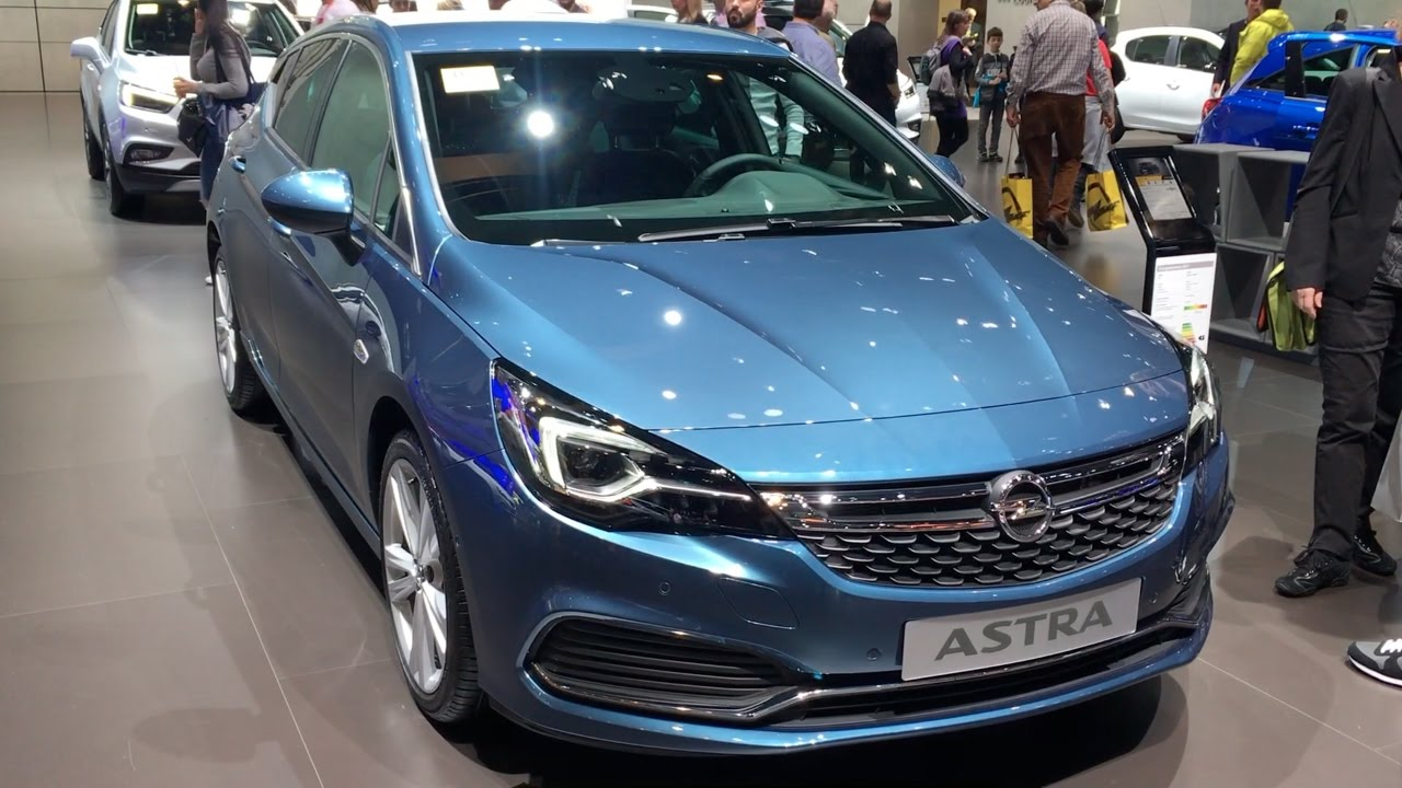 opel astra 2017 in detail review walkaround interior. Black Bedroom Furniture Sets. Home Design Ideas