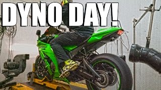 DYNO DAY - Dyno The ZX10r