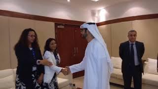 Abu Dhabi University Dubai Campus Inauguration