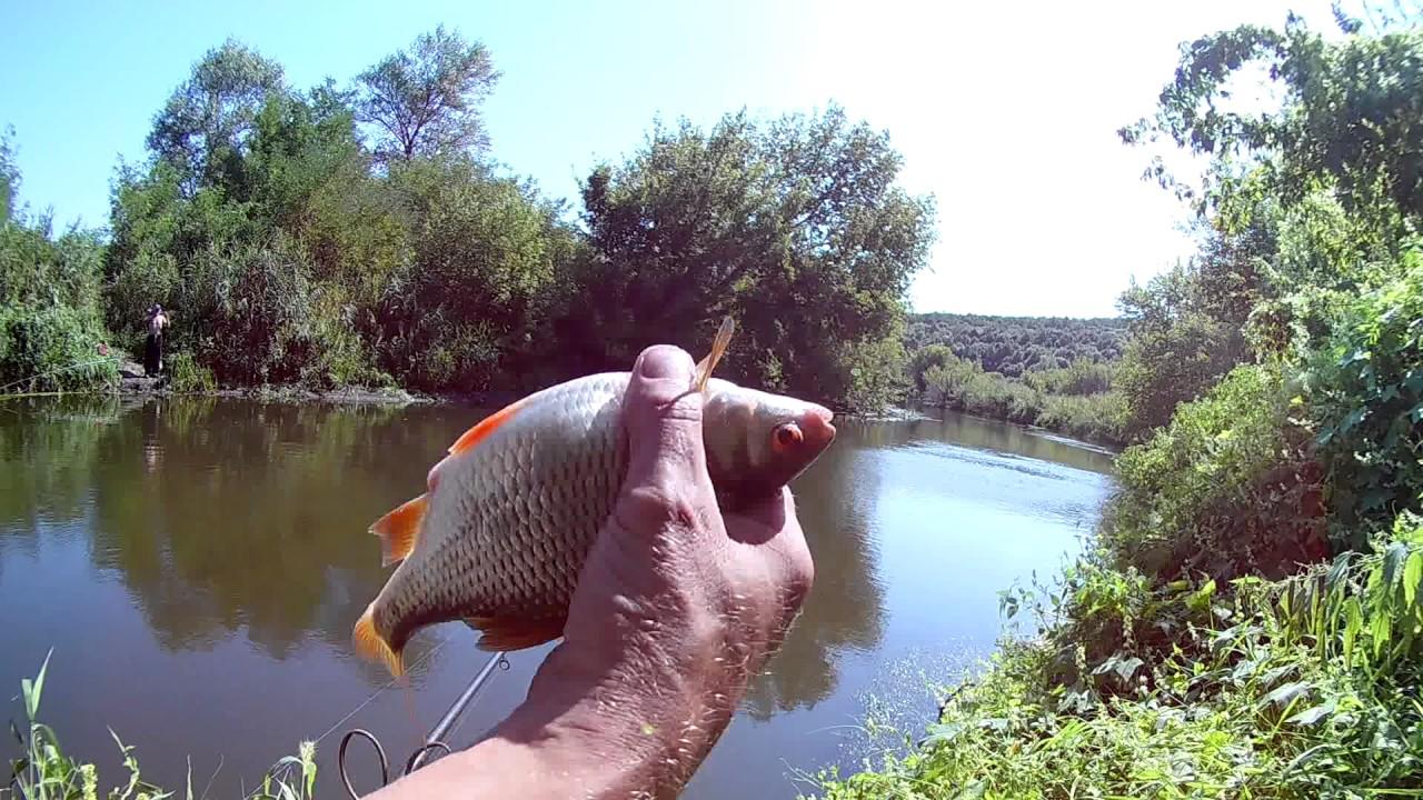 рыбалка на реке шеркальская