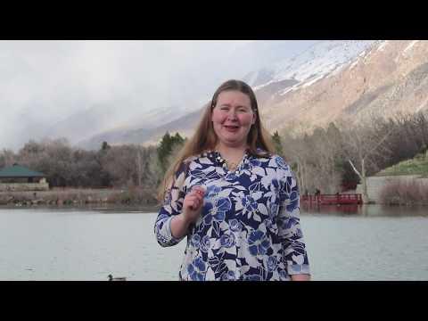 Shannon Babb - Homeward Bound #5 Application Video