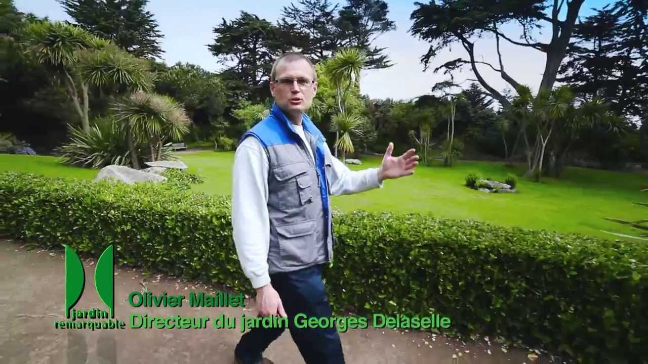 Jardin Georges Delaselle Ile De Batz Video D Un Jardin