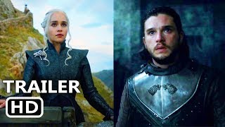 "GAME OF THRONES S07E03 Official Trailer ""Jon Meets Khaleesi"" (2017) TV Show HD"