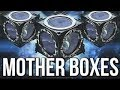 INJUSTICE 2 unlimited  mother boxes GLITCH