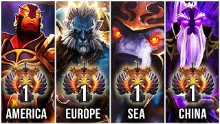 TOP-1 RANK on NEW 7.23 Patch - BEST Core of all Regions - America, Europe, SEA, China