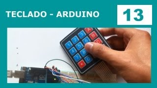Curso Arduino #13 - Teclado