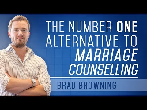 #1 Affordable Alternative to Marriage Counselling (That WORKS)