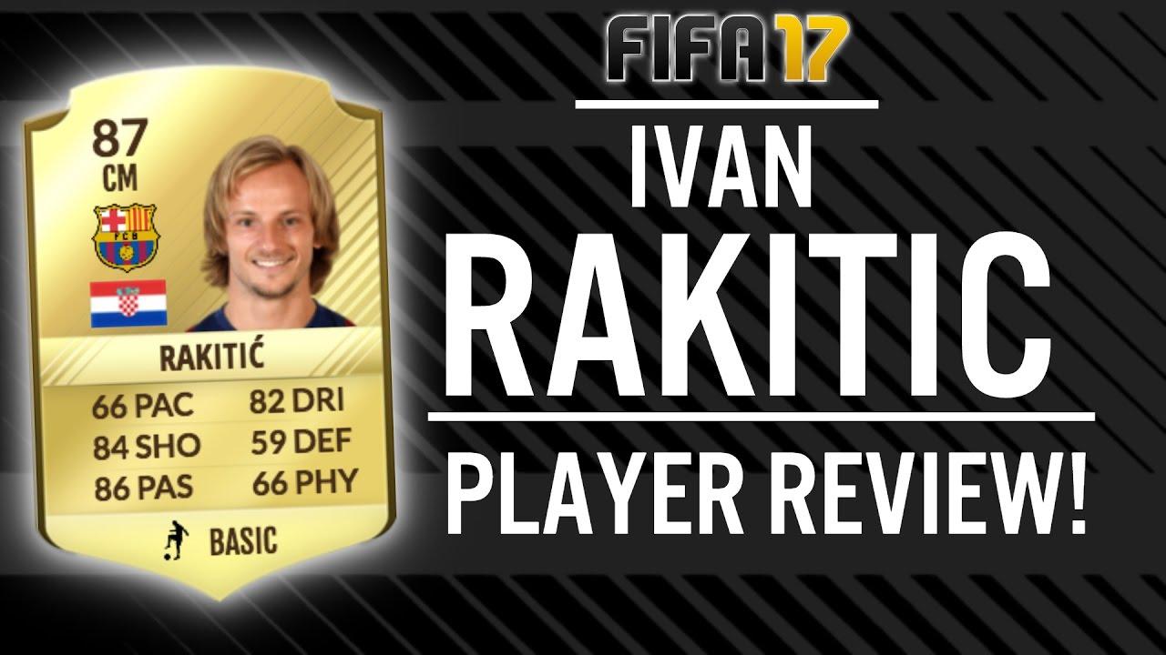 Rakitic Fifa 17