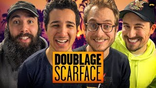 ON DOUBLE SCARFACE EN IMPRO (feat Sofyan)