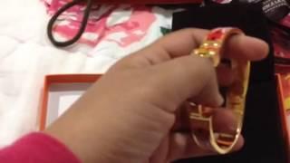 Hermes hinged bracelet(, 2015-10-30T19:31:20.000Z)