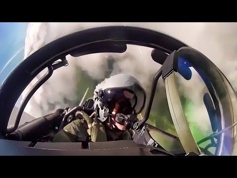 British RAF Typhoons Police The Skies Over Romania
