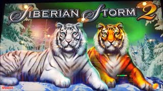 ★STARTED WINNING FROM MY BIG BLACK CAT !★PROWLING PANTHER/MEGA VAULT/SIBERIAN STORM 2 Slot☆Barona