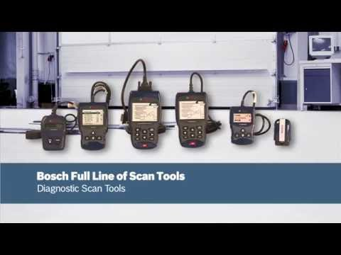 EN I Bosch Full Line of Scan Tools