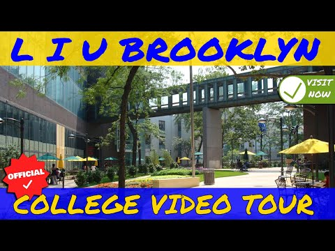 Long Island University - Brooklyn Campus Tour