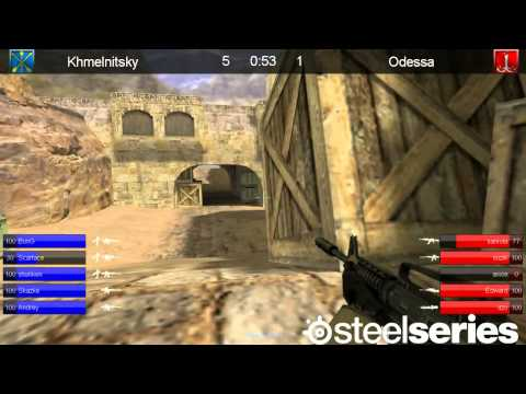 Khmelnitsky vs Odessa maverik de dust2