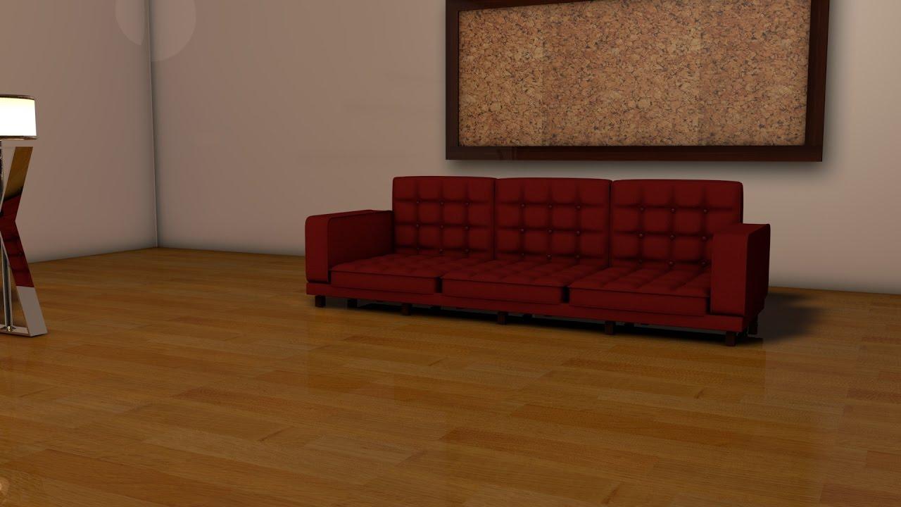 cinema 4d tutorial altes sofa erstellen youtube. Black Bedroom Furniture Sets. Home Design Ideas