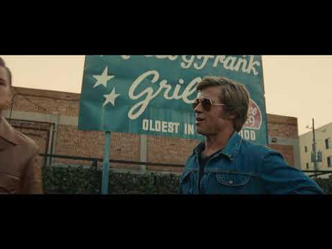 Однажды В... Голливуде - Trailer