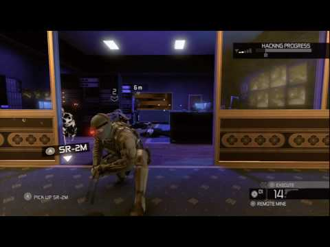 Splinter Cell Conviction Gameplay Trailer Coop Moves