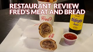 Restaurant Review - Fred's Meat & Breads / Yalla | Atlanta Eats