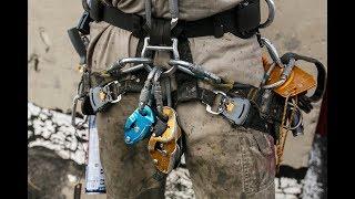 Дворец Ольденбургских | Промышленный альпинизм