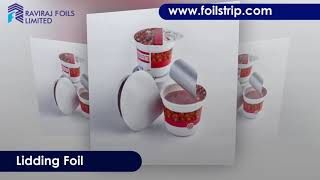 Strip Aluminium Foil Manufacturer | Strip Packaging Foil in India | Strip Aluminium Foil