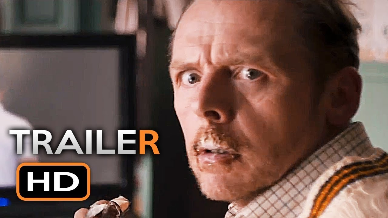 Download SLAUGHTERHOUSE RULEZ Official Trailer (2018) Simon Pegg, Nick Frost Horror Comedy Movie HD