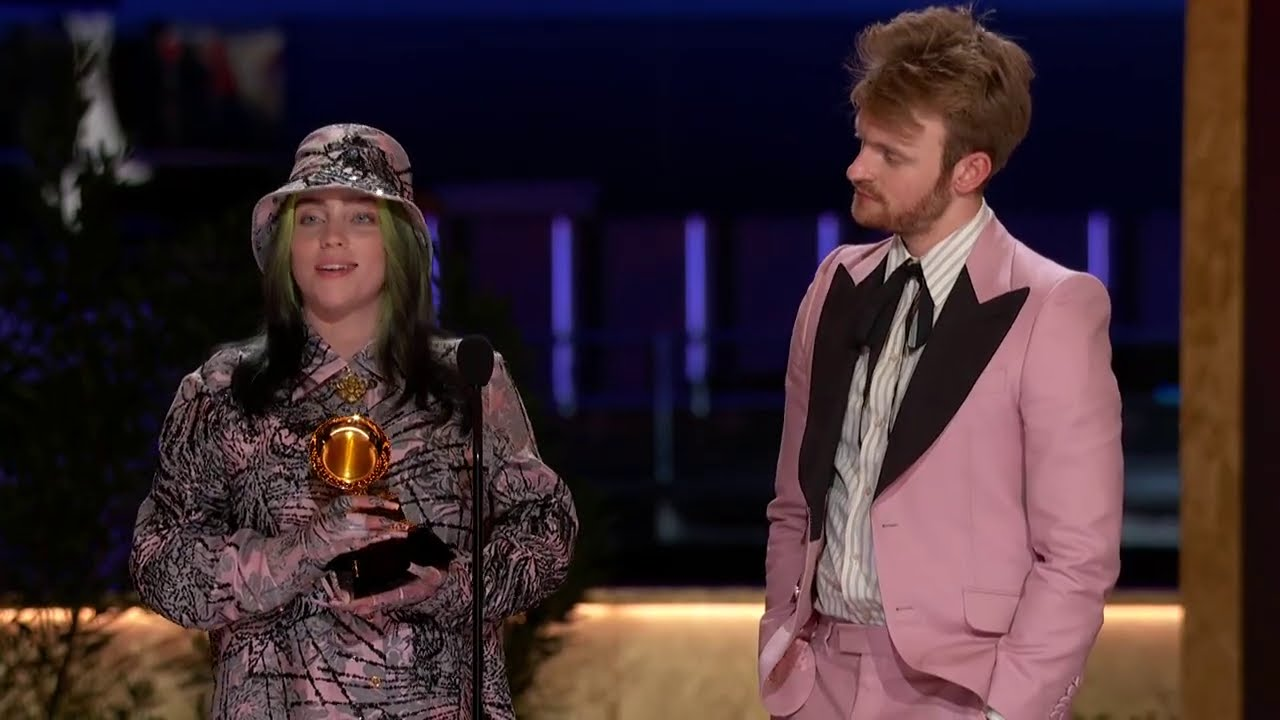Download Billie Eilish Wins Record Of The Year | 2021 GRAMMY Awards Show Acceptance Speech