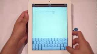 3rd iPad 2012 Review Arabic - معاينة ايباد الجيل الثالث
