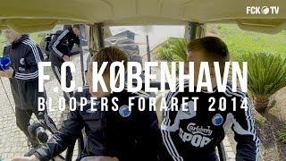 Fraklip: FCK TV Bloopers forår 2014