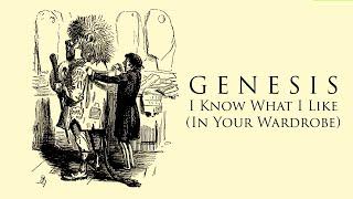 Genesis 'I Know What I Like (In Your Wardrobe)' (+lyrics)