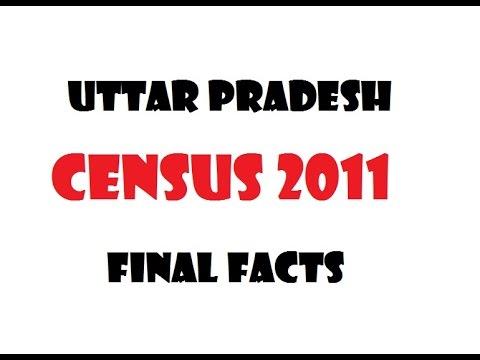 Uttar Pradesh Census 2011 Final Facts for UPPSC Upper Lower PCS RO ARO Exams