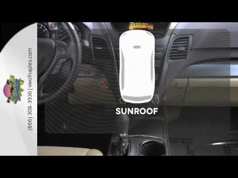 Used 2014 Acura RDX South Naples FL Golden Gate, FL #L019201A