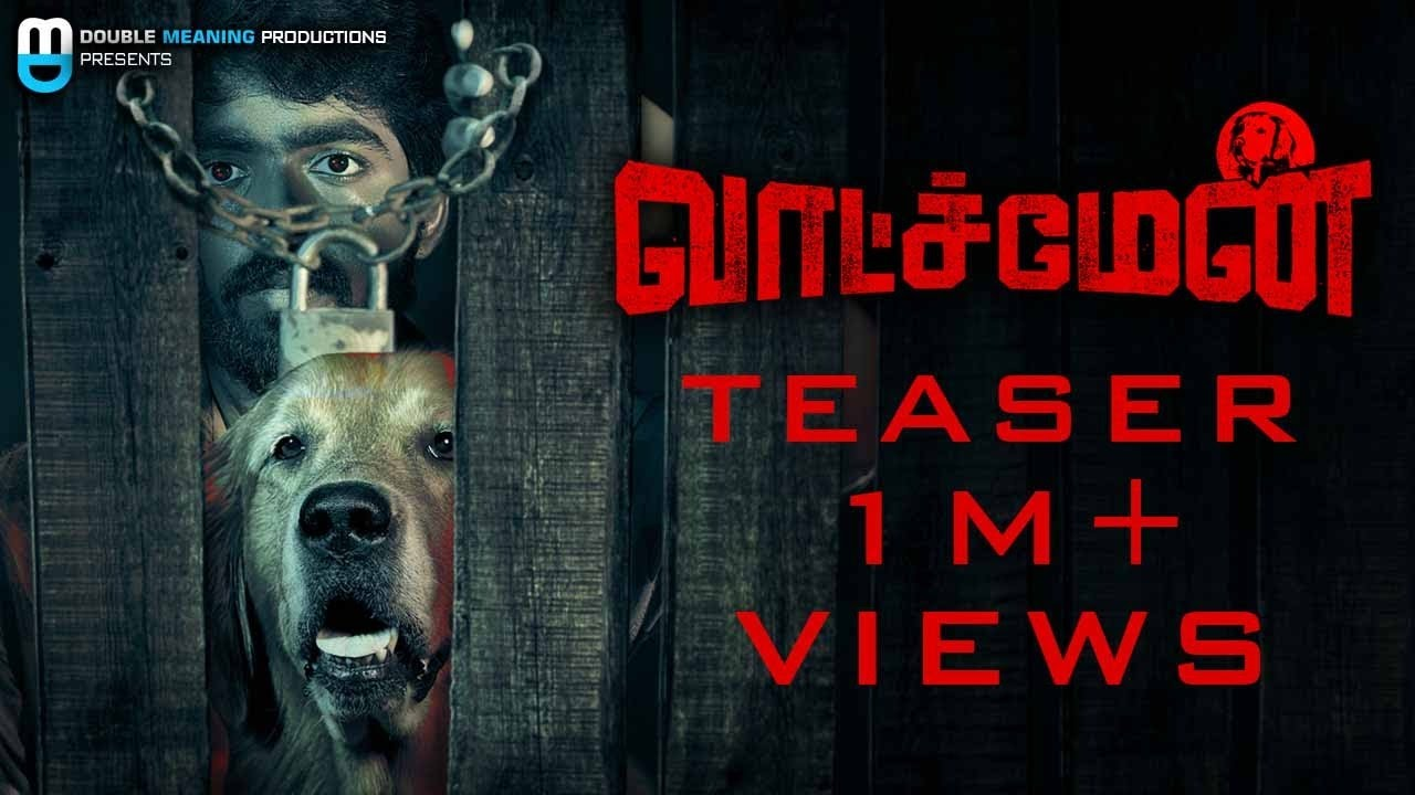 Watchman - Official Teaser   Tamil Movie News - Times of India
