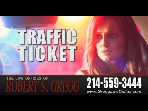 Dallas Traffic Citation Lawyer | Passing a School Bus
