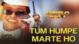 Tum Hum Pe Marte Ho | Govinda & Karisma Kapoor | Sadhana Sargam & Vinod | Hero No.1 | 90's Hits