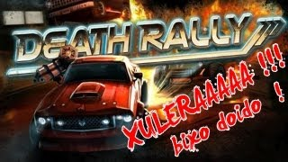 Death Rally 2012 PC - Gameplay Comentada (PT-BR)