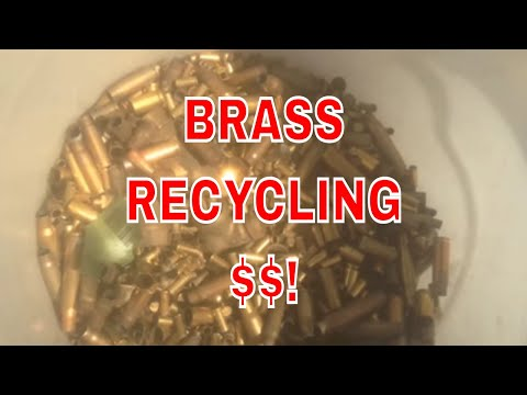Brass Lessons/Metal Recycling For Cash Money #9