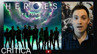 Crítica Heroes Reborn Temporada 1, capitulo 3 Under the Mask (2015) Review