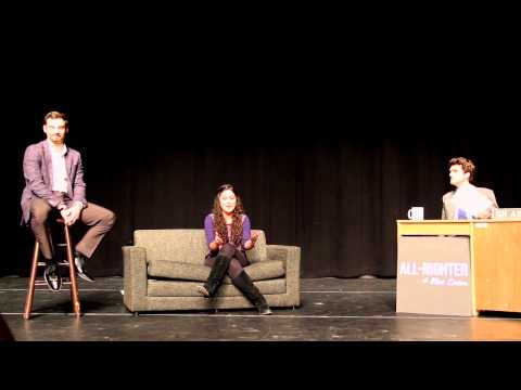 All-Nighter S3E4: Princeton Dating Scene