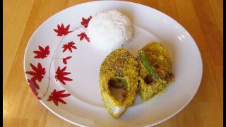 Shorshe Bhapa Ilish Maach | Steamed Hilsa Fish in Mustard Sauce | Bengali Home Cooking