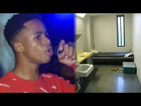 Tay K Destroys His Phone In Jail After...