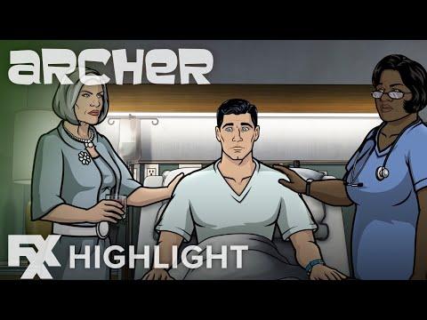 Archer | Season 10 Ep. 9: Archer Wakes Up Highlight | FXX
