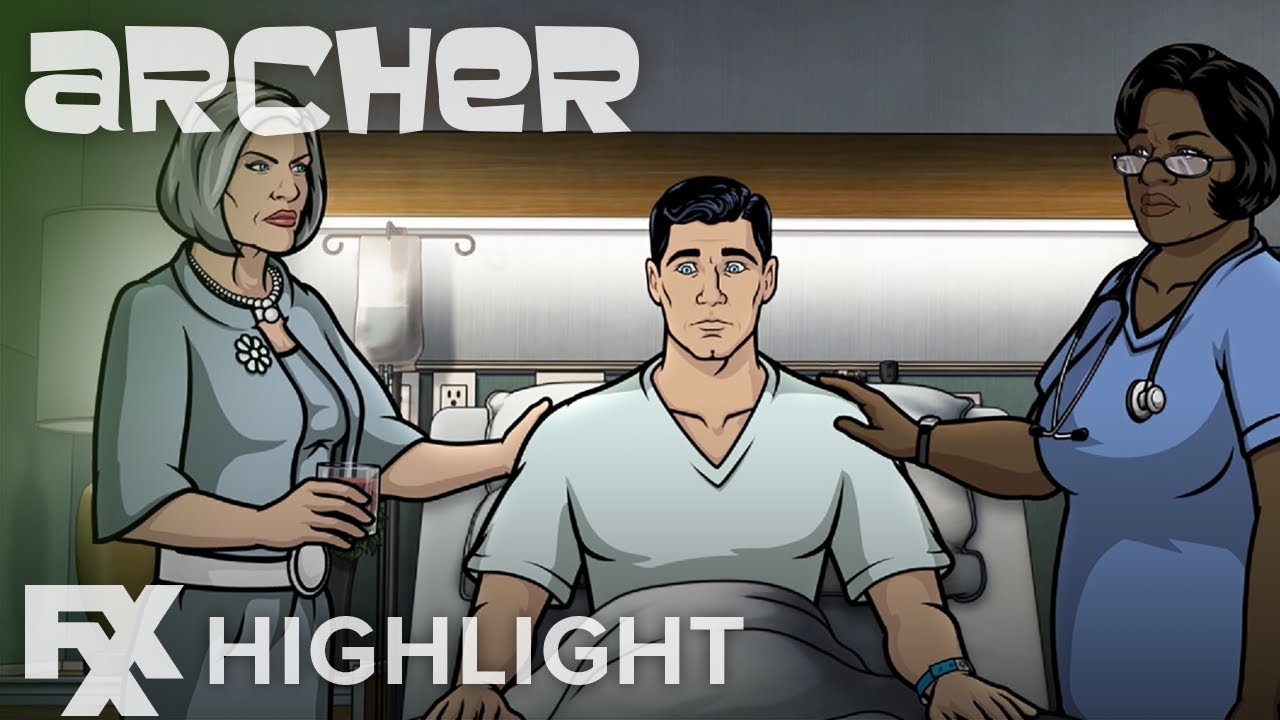 Download Archer | Season 10 Ep. 9: Archer Wakes Up Highlight | FXX