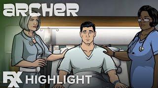 Archer   Season 10 Ep. 9: Archer Wakes Up Highlight   FXX