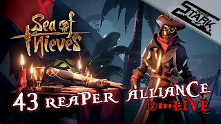 Sea Of Thieves - 43.Rész (Reaper Alliance / Arany & Repu Farmolás) - Stark