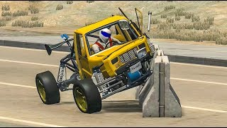 Will It Still Drive #11 - BeamNG Drive Crashes