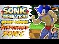 Обзор модов на Sonic Generations Overpowored Sonic mp3