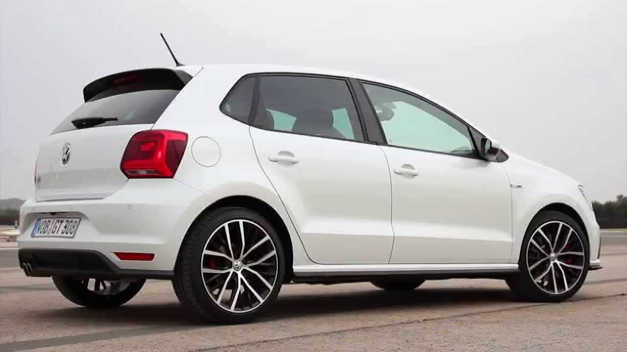 Drive Check 2015 Vw Polo Gti 192 Ps Pocket Rocket