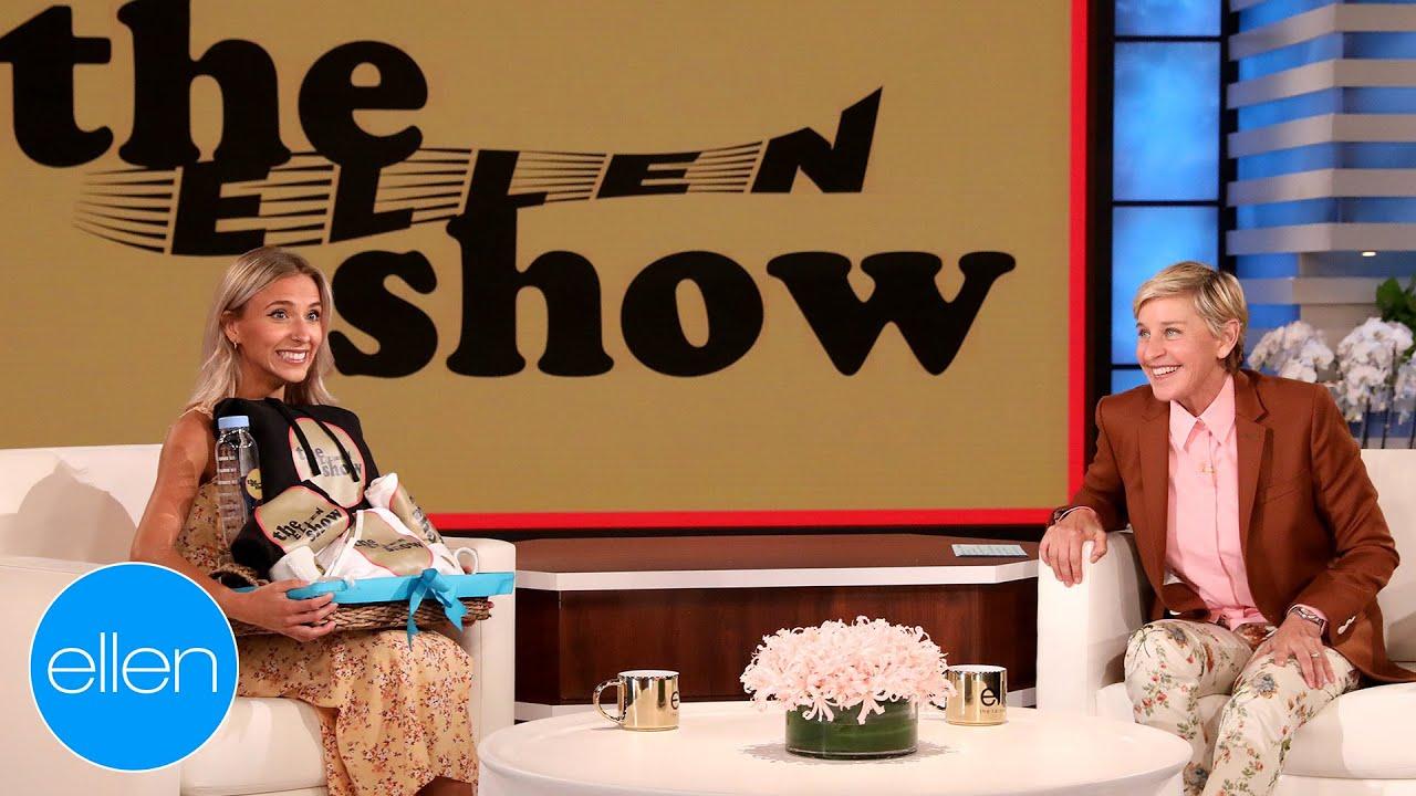 Viral TikToker Redesigns Ellen's Logo